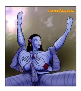 avatar anal porn toon