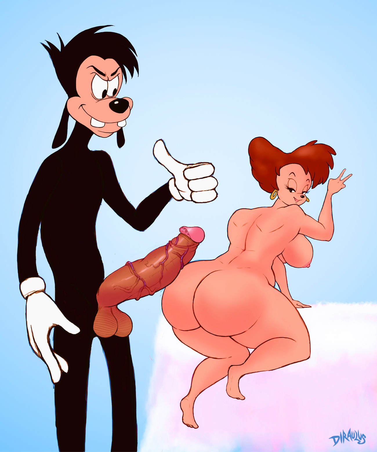 goof troop cartoon porn